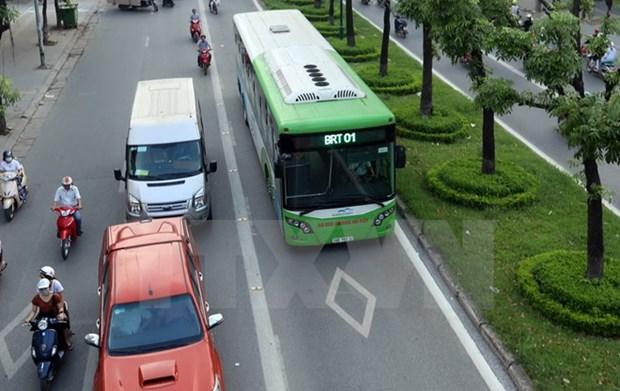 世行为河内市优化快速公交系统提供支持 hinh anh 1