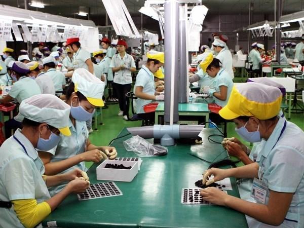 越南槟椥省的主要商品出口额保持良好增长势头 hinh anh 2
