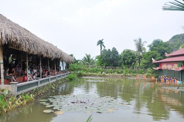 越南广宁省朝着可持续发展方向推动社区旅游发展 hinh anh 3