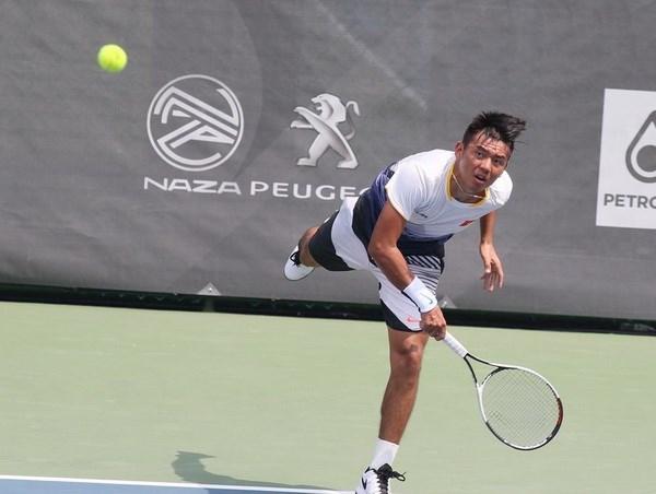 ATP最新排名:李黄南离开500强 hinh anh 1