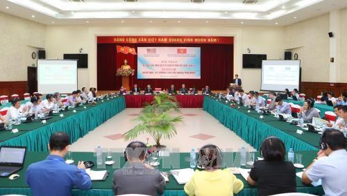 """""""越南-美国刑法与司法诉讼""""研讨会在河内开幕 hinh anh 1"""