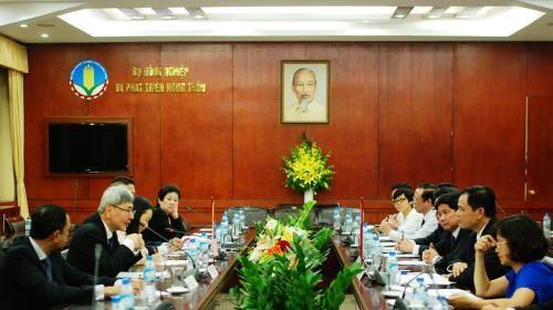 越南可能成为国际三方橡胶理事会成员 hinh anh 1