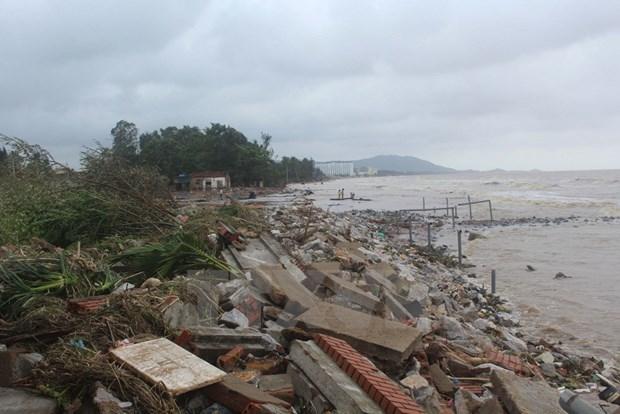 古巴领导人就越南中部遭受台风袭击造成严重损失向越南领导人致慰问电 hinh anh 2