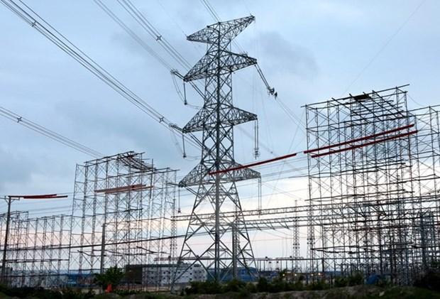 越南永新4号热电站二号机组并网发电 hinh anh 1