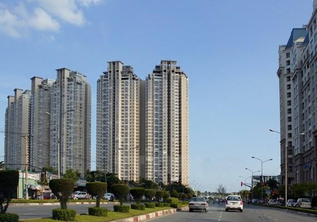越南房地产吸引外资达510多亿美元 hinh anh 1