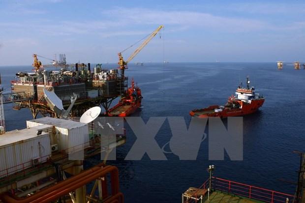 前9月原油开采量超额完成政府提出的目标任务 hinh anh 1