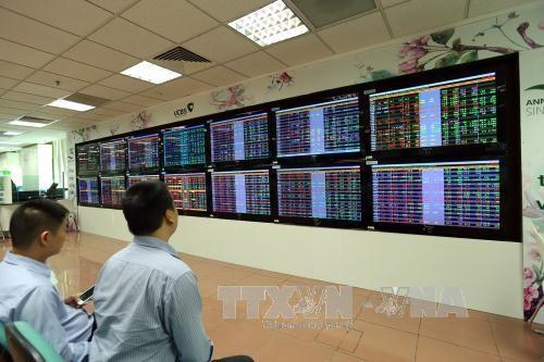 越南衍生证券市场成交量大幅增长 hinh anh 1