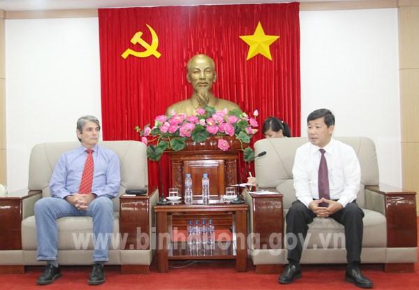 安海斯-布希啤酒公司拟对越南投资近700万美元 hinh anh 1