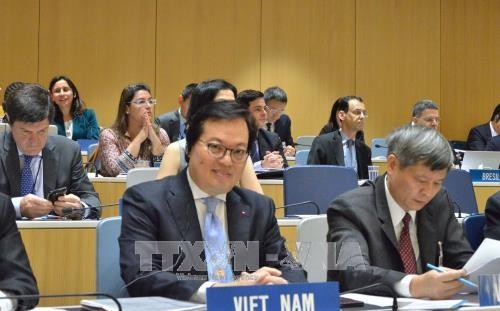 越南代表杨志勇当选世界知识产权组织总干事有助于提升国际地位 hinh anh 1