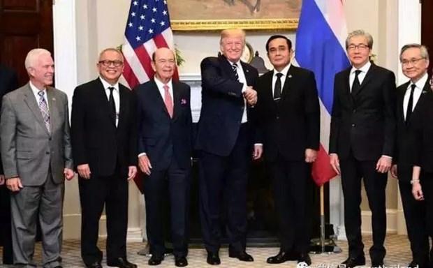 美泰两国呼吁和平解决东海争端 hinh anh 1