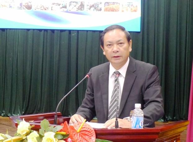 越南与德国分享农业价值链发展经验 hinh anh 1