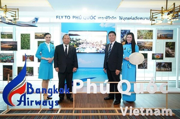 泰国曼谷航空将开通曼谷至富国岛航线 hinh anh 1