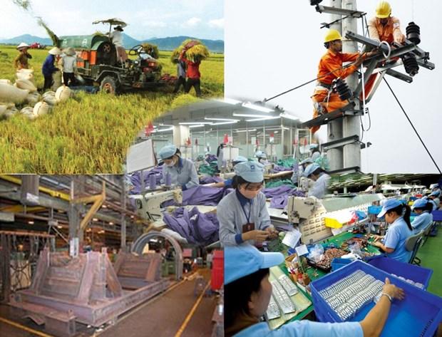 越南政府颁发关于完善社会主义市场经济体制决议的行动计划 hinh anh 1