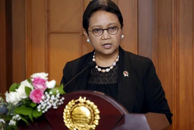 印尼与约旦加强双边合作 hinh anh 1