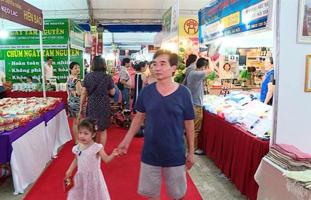 越南商品日益受到国内消费者的喜爱 hinh anh 1
