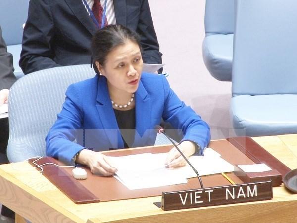 越南承诺努力实现联合国可持续发展目标 hinh anh 1