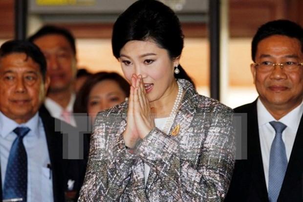 泰国为泰党否认前总理英拉在英国组建流亡政府的消息 hinh anh 1