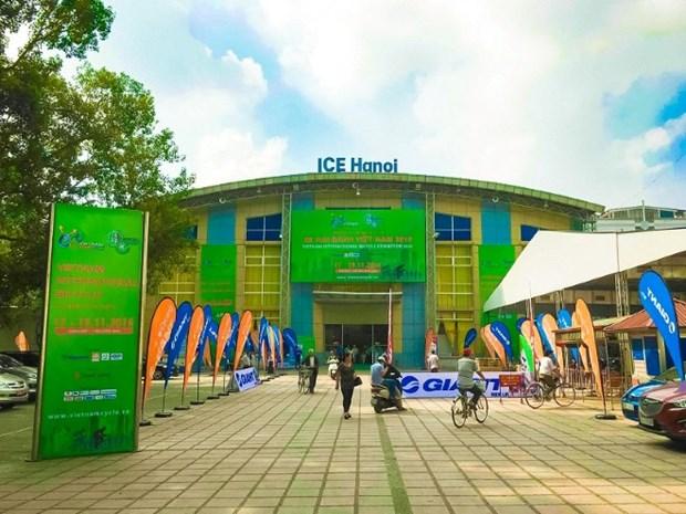 2017越南国际自行车电动车展览会将于11月中旬举行 hinh anh 1
