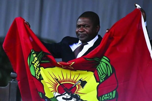 阮富仲向莫桑比克解放阵线党新任主席致贺电 hinh anh 1
