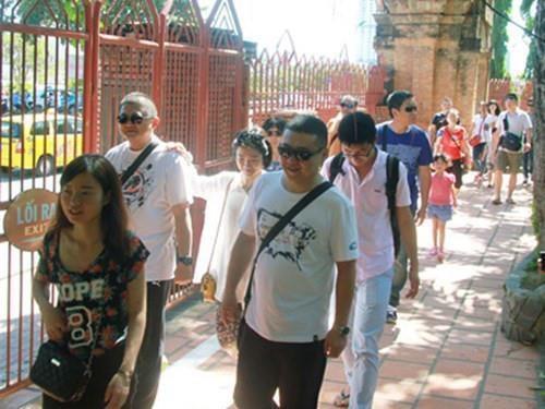 东南亚成为最受中国游客青睐的目的地 hinh anh 1