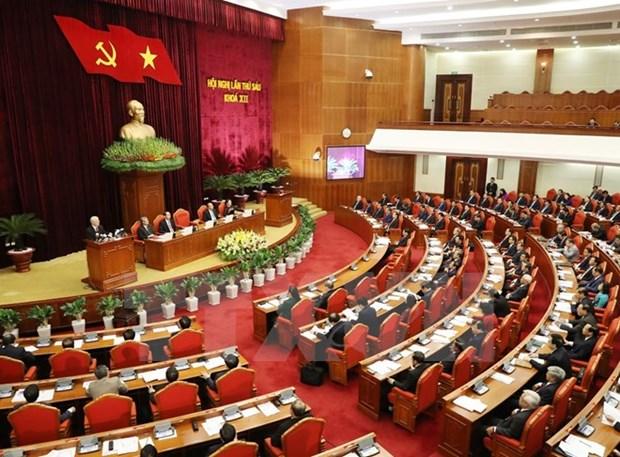 越共中央政治局关于调配干部的规定 hinh anh 1
