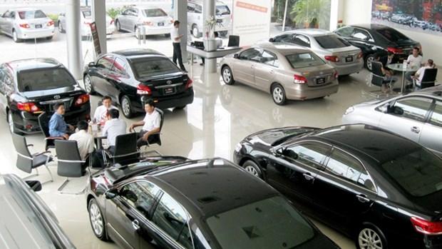 前九月越南原装汽车进口量达7万辆 hinh anh 1