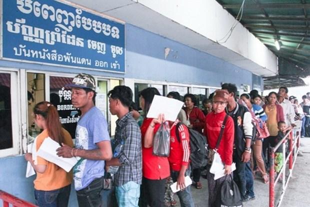 世行督促东南亚各国放松对劳动力流动的限制 hinh anh 1