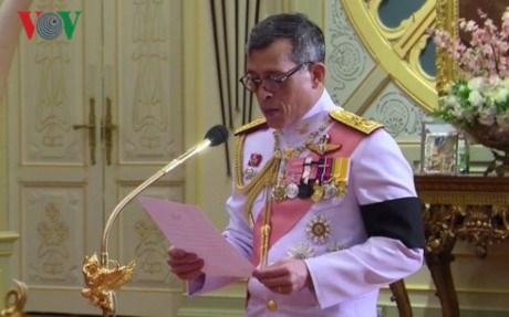泰国《政党法》正式生效 hinh anh 1