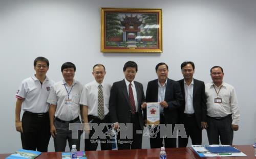 越南芹苴市与中国台湾成功大学加强医学和科技钻研领域的合作 hinh anh 2