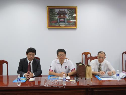 越南芹苴市与中国台湾成功大学加强医学和科技钻研领域的合作 hinh anh 1
