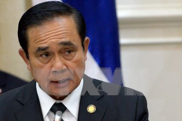 泰国总理巴育称明年11月举行大选 hinh anh 1