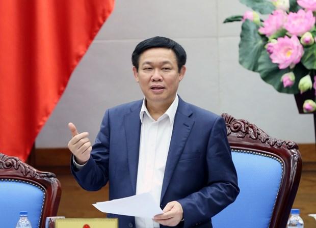 政府副总理王廷惠:广宁省要继续改善投资经营环境 hinh anh 1