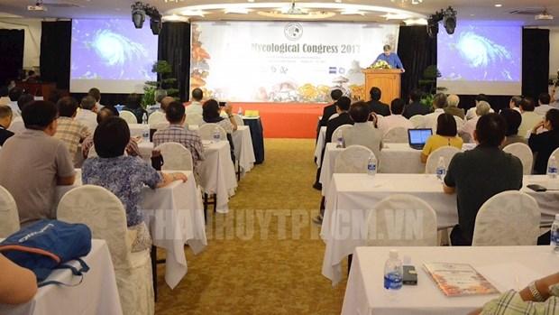 2017年亚洲蘑菇会议在胡志明市举行 hinh anh 1
