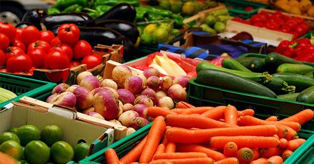 越南努力扩大蔬果产品在欧盟的市场 hinh anh 1