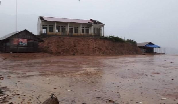 越南各地出现特大暴雨 造成重大人员伤亡和财产损失 hinh anh 1