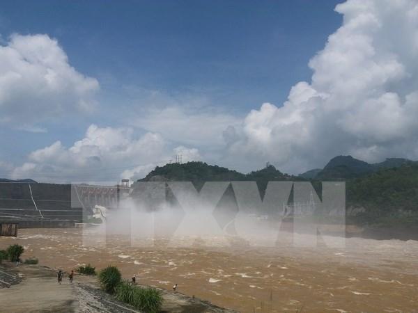 政府总理下发紧急通知:做好防范暴雨洪灾工作 保障堤坝水库安全 hinh anh 1