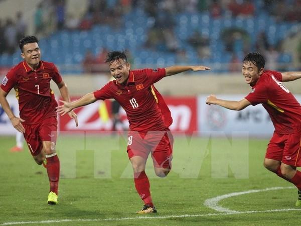 越南队以5:0战胜柬埔寨队 hinh anh 1