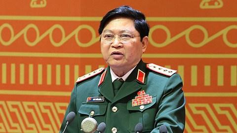 越南国防部部长吴春历对印尼进行正式访问 hinh anh 1