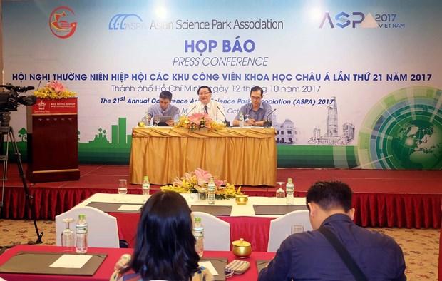 科学园有助于提高国家经济增长质量和竞争力 hinh anh 1
