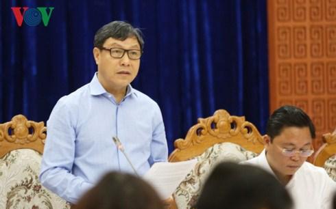 越南计划投资部和广南省联合举行排除公私合作中的障碍论坛 hinh anh 1