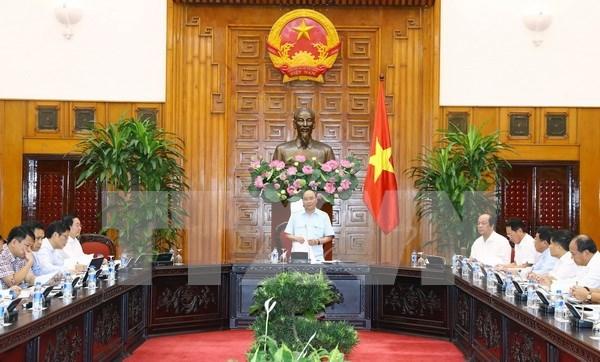 阮春福总理:石油与天然气行业应坚定信心迎难而上实现稳步发展 hinh anh 1