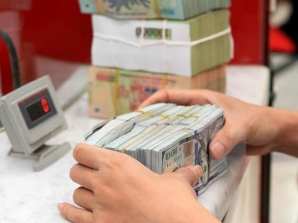 10月13日越盾兑换美元中心汇率保持不变 hinh anh 1