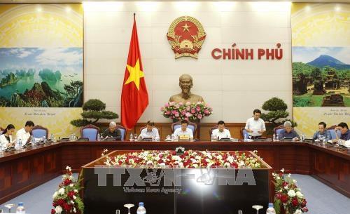 政府副总理王廷惠:决不让预期型通胀发生 hinh anh 1