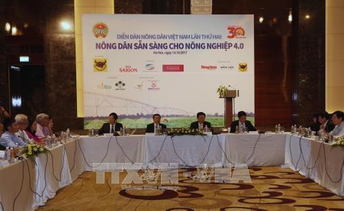 越南政府副总理王廷惠:农民决定越南未来农业面貌 hinh anh 3