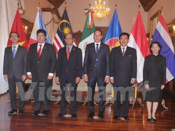 东盟与墨西哥加强合作关系 hinh anh 2