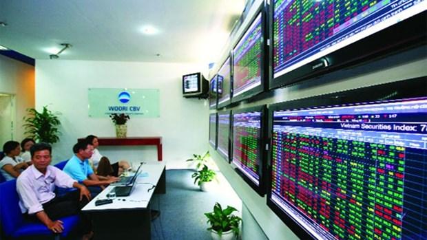 越南证券市场恢复势头强劲 hinh anh 1