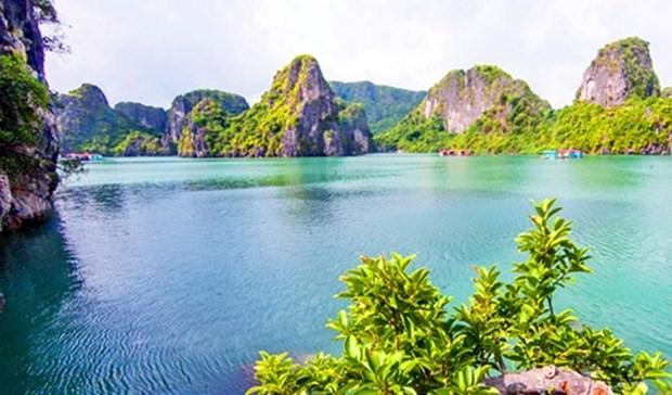 越南下龙湾跻身全球10大遗产名录 hinh anh 1