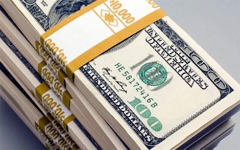 10月16日越盾兑换美元中心汇率下降2越盾 hinh anh 1