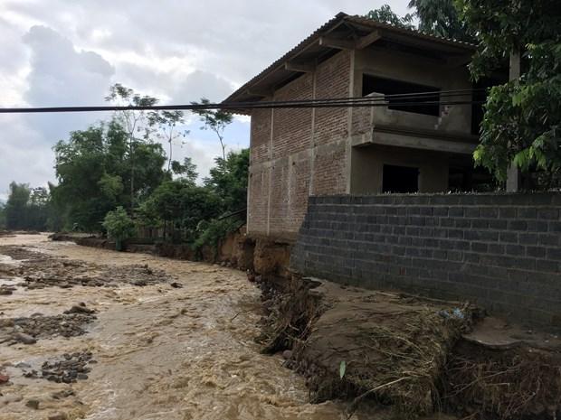 安沛省:洪水致28人死亡和失踪 hinh anh 2