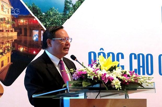 提升专业化以提高越南旅游竞争力 hinh anh 1